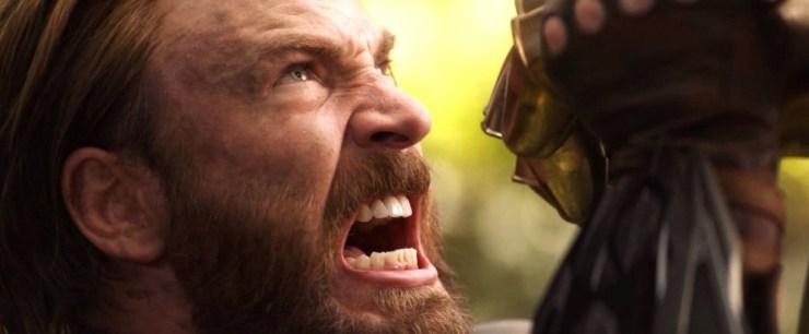 Avengers: Infinity War spoiler review Steve Rogers Captain America