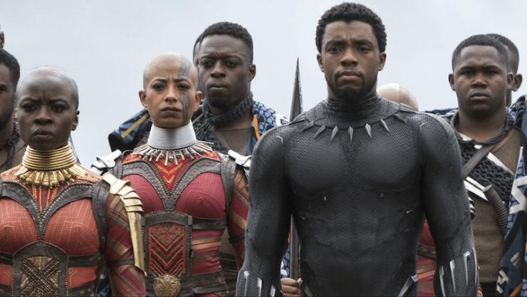 Avengers: Infinity War spoiler review T'Challa