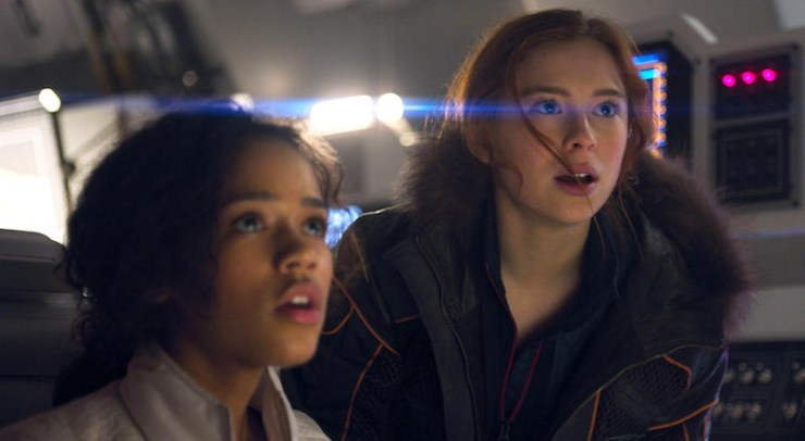 Lost in Space, 2018