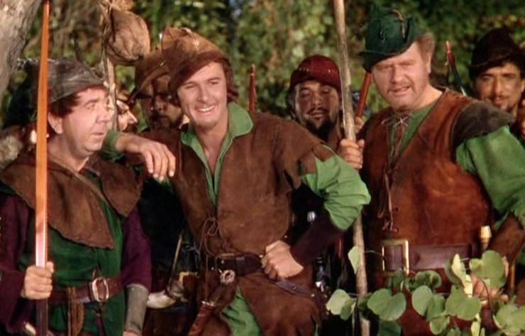 The Adventures of Robin Hood, Errol Flynn
