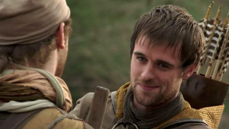 Robin Hood, BBC, Jonas Armstrong