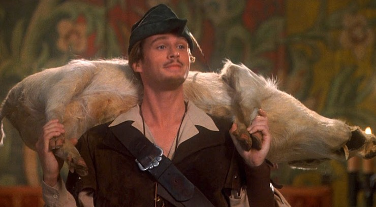 Robin Hood: Men in Tights, Cary Elwes