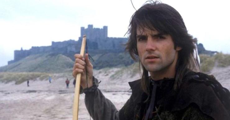 Robin of Sherwood, Michael Praed
