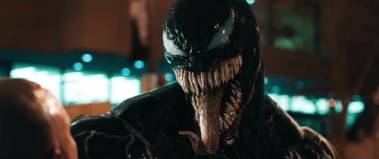 Venom new trailer Tom Hardy