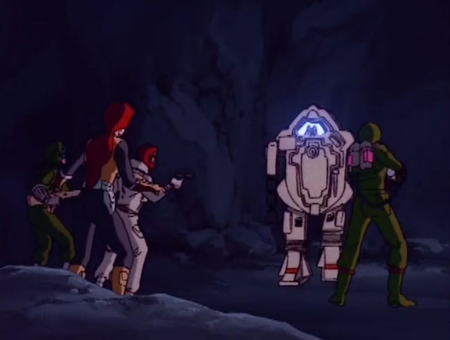 GI Joe Laser Rouge Noir Major Cobra Trooper Lot de prototypes