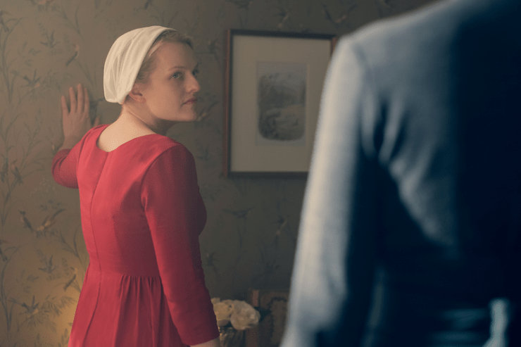 """The Handmaid's Tale 206 """"First Blood"""" television review Serena Joy"""