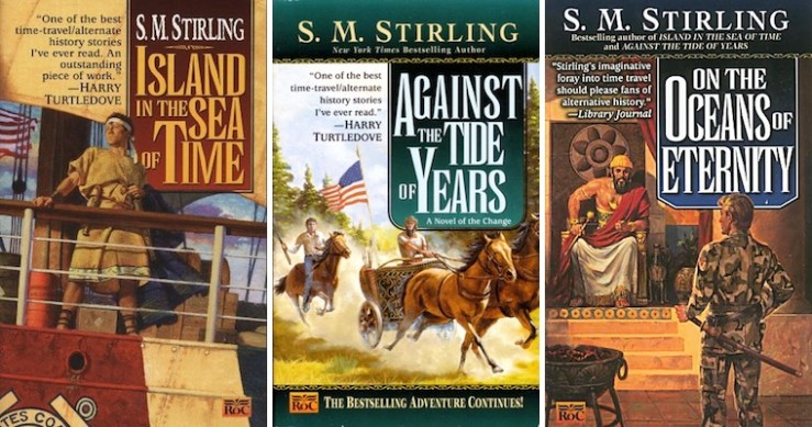 Sailing to Bygone Days: S M  Stirling's Island in the Sea of Time