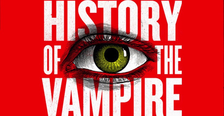 Blog Post Featured Image - Netflix Is Adapting Raymond Villareal's A People's History of the Vampire Uprising