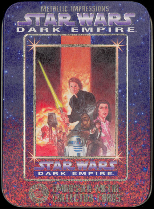 May the 4th Star Wars Day favorite Star Wars things Dark Empire trading cards Lucas Learning
