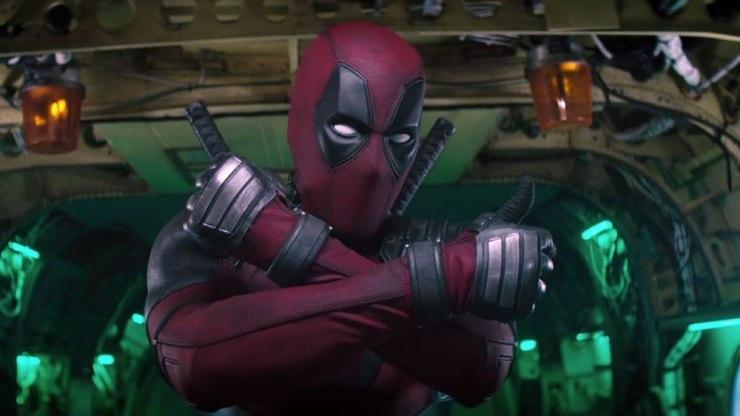 Deadpool 2, Wade