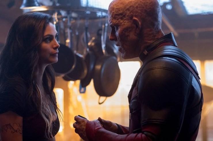 Deadpool 2, Wade and Vanessa