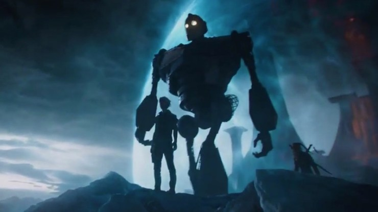 Ready Player One, Iron Giant