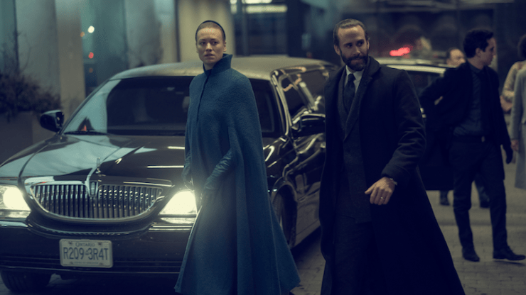 """The Handmaid's Tale 209 """"Smart Power"""" television review"""