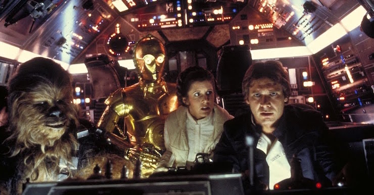 Blog Post Featured Image - A Smuggler's OTP: What is the Best Han Solo 'Ship?