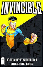 Invincible adaptation Robert Kirkman