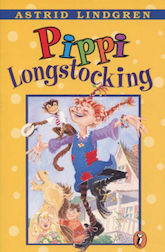 Pippi Longstocking fantastical characters children's books