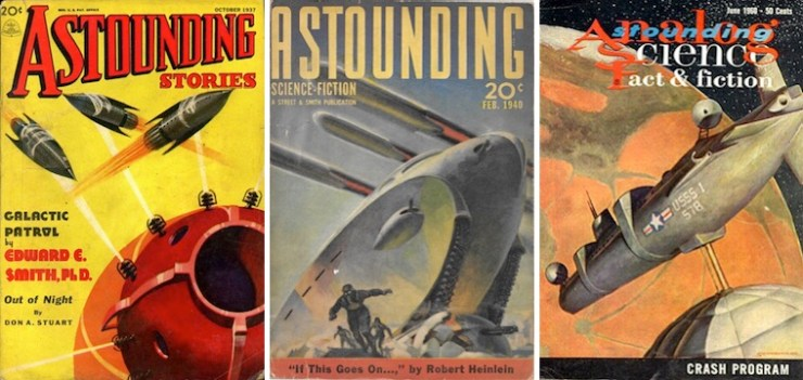 The Father of Science Fiction: The Best of John W. Campbell | Tor.com