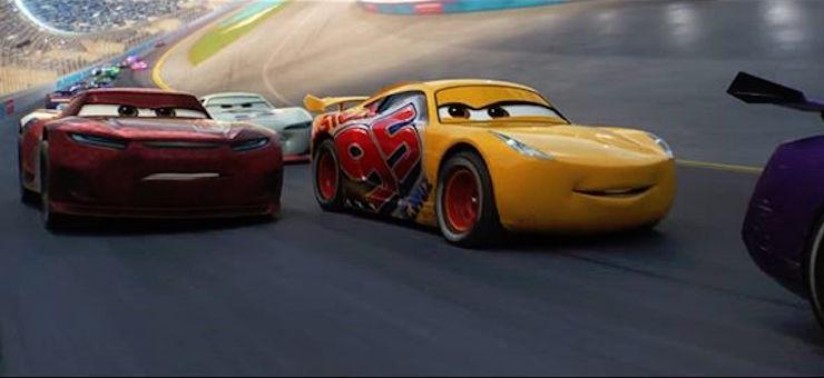 Three Films And This World Still Makes No Sense Pixar S Cars 3