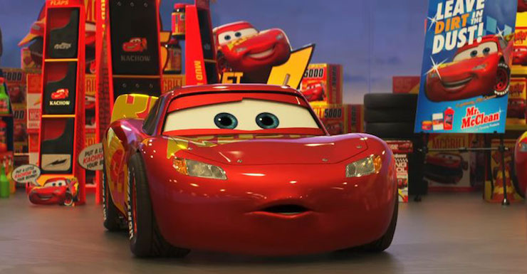 Three Films And This World Still Makes No Sense Pixar S Cars 3