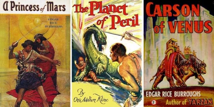 Rekindling Planetary Romance: Old Mars and Old Venus, edited