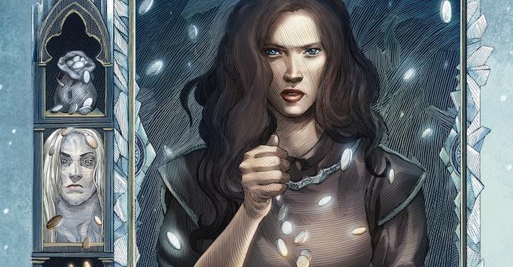 Sleeps With Monsters: Naomi Novik's Spinning Silver | Tor com