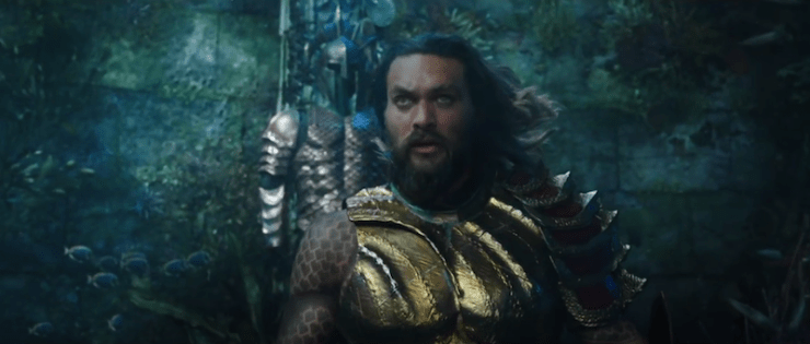 Blog Post Featured Image - Arthur Curry Gets the Worst Pep Talk Ever in First Aquaman Trailer