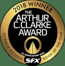 Arthur C. Clarke Award winner 2018