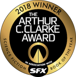 Blog Post Featured Image - Anne Charnock is the Winner of the 2018 Arthur C. Clarke Award