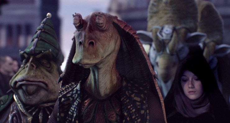 Jar Jar Binks, Revenge of the Sith