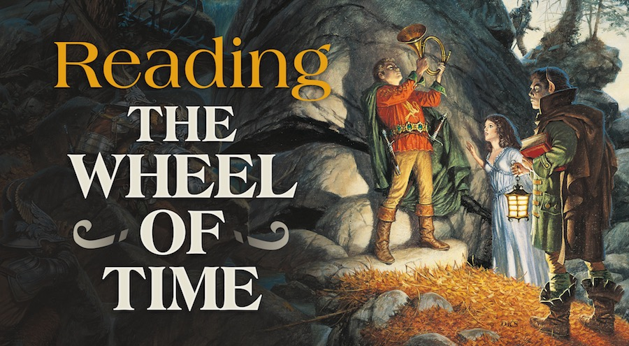 Reading The Wheel of Time: Building Rand's Identity through