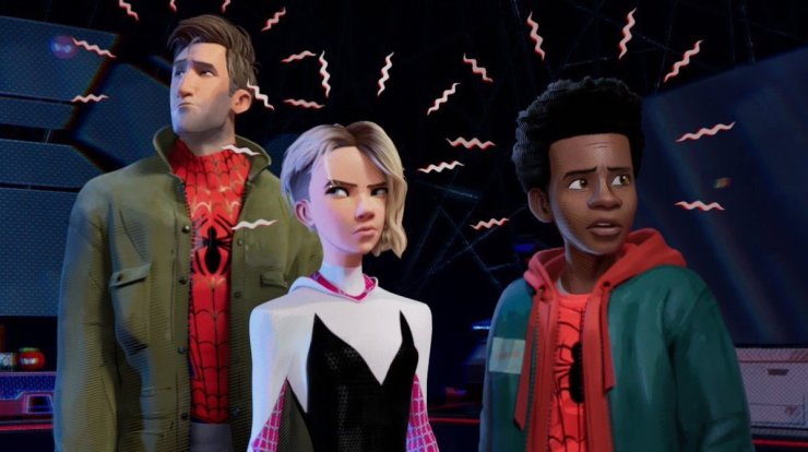 Spider-Man: Into the Spider-Verse John Mulaney Nicolas Cage