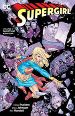 Supergirl movie adaptation