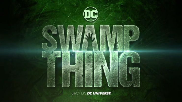 Swamp Thing television series DC Universe