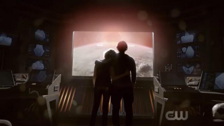 The 100 season 5 finale