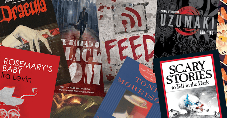 NPR Picks The 100 Greatest Horror Stories of All Time