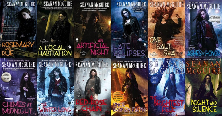 Series Sunday: Toby Daye by Seanan McGuire – Post Thirty Two of Stay Home Order – Redd's Reads