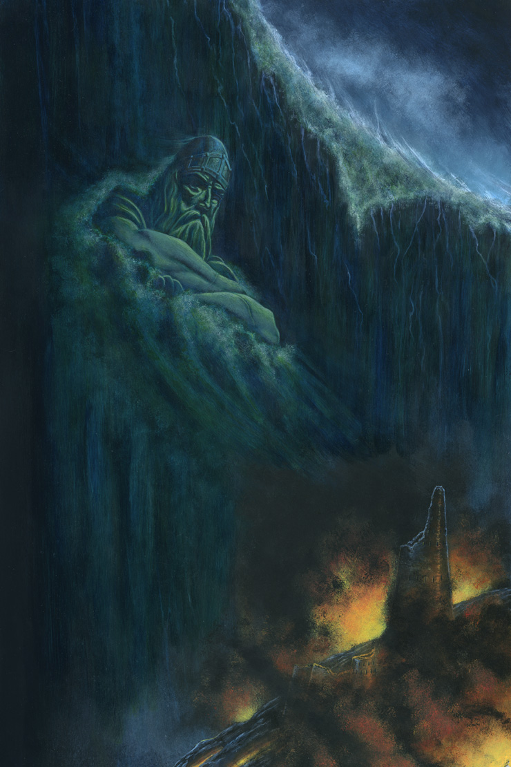 Morgoth Is Rendered Null and Void In An All-Out War (of Wrath) | Tor com