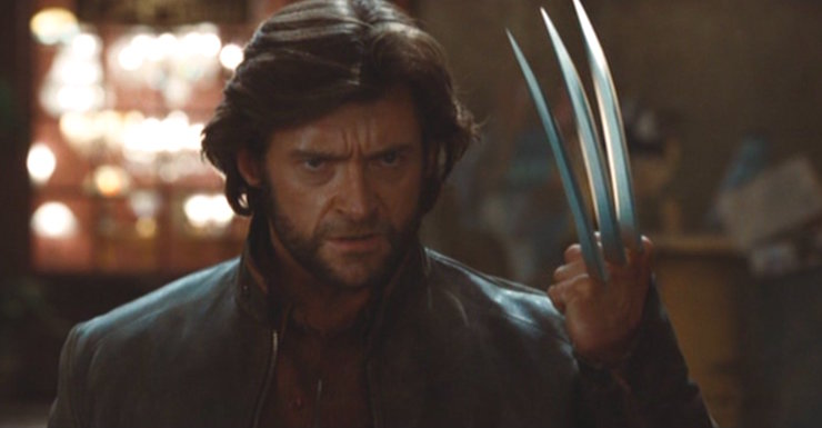 1//6 scale X-Men The Last Stand Wolverine Gloved Claw Blade Hands