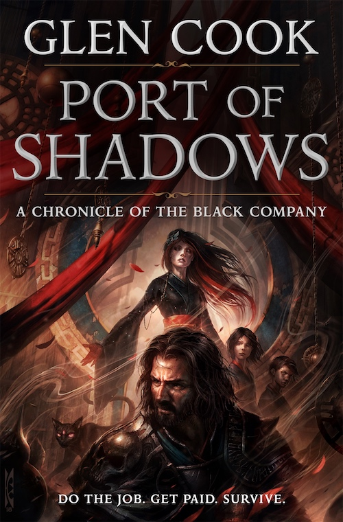 Port of Shadows Glen Cook