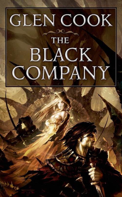 The Black Company Glen Cook