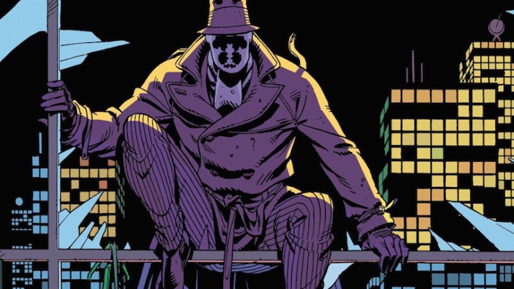 Blog Post Featured Image - Damon Lindelof's Watchmen Series is Coming to HBO Next Year!