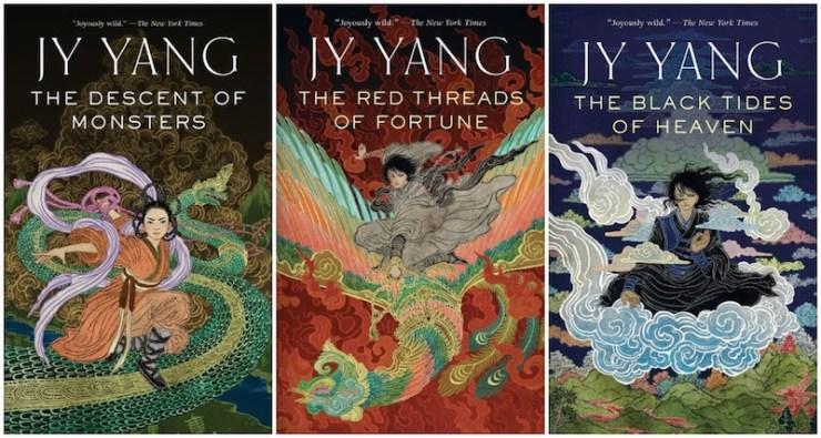 Tensorate series by JY Yang