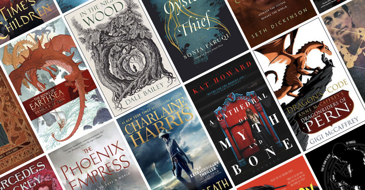 Blog Post Featured Image - All the New Fantasy Books Coming Out in October!