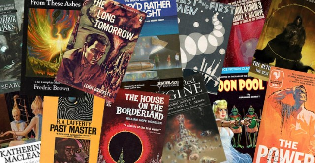 Who Are the Forgotten Greats of Science Fiction? | Tor com
