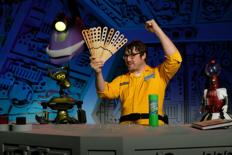 Blog Post Featured Image - Want Something to be Thankful For, Punks? MST3K Returns Thanksgiving Weekend!