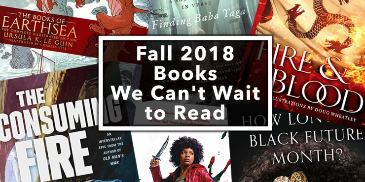 fall books we can't wait to read upcoming releases fall 2018
