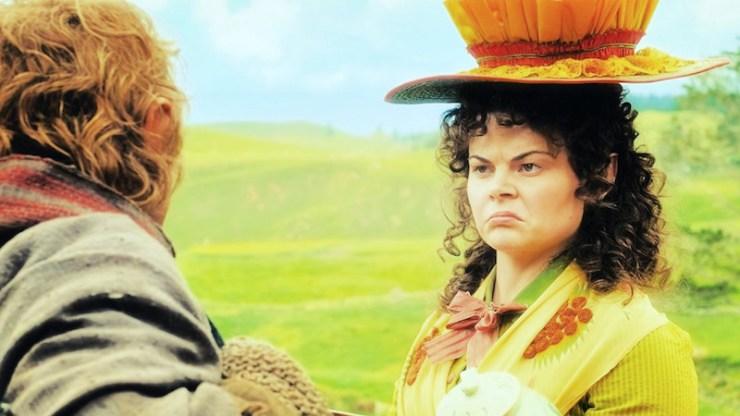 Hobbits, Lobelia Sackville-Baggins