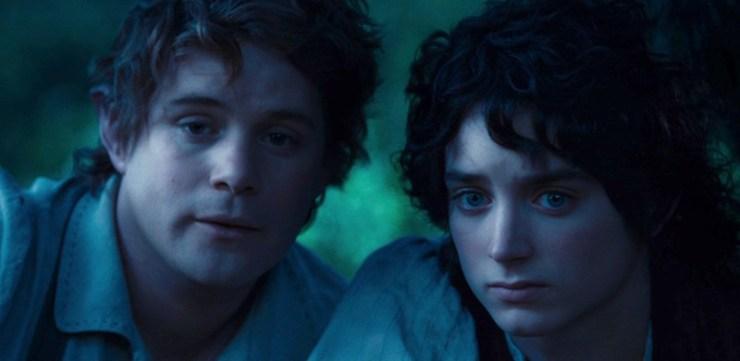 Hobbits, Frodo and Sam