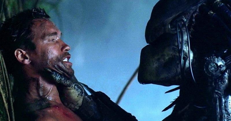 The Self-Mocking, Self-Destructive Masculinity of the Predator