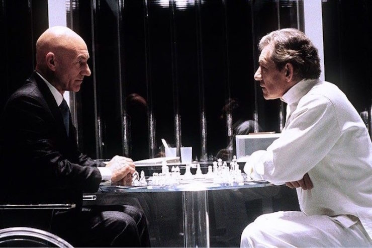 X-Men, Professor X, Magneto